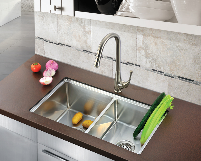 Stainless Steel Kitchen Sinks In Dubai Buy Only At Concept Bath